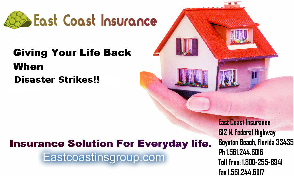 Home insurance in boynton beach florida eastcoastins Homeowners insurance florida